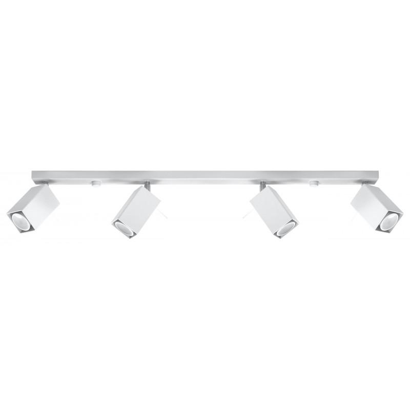 Lubinis šviestuvas MERIDA 4L baltas - 1 - 86,68€
