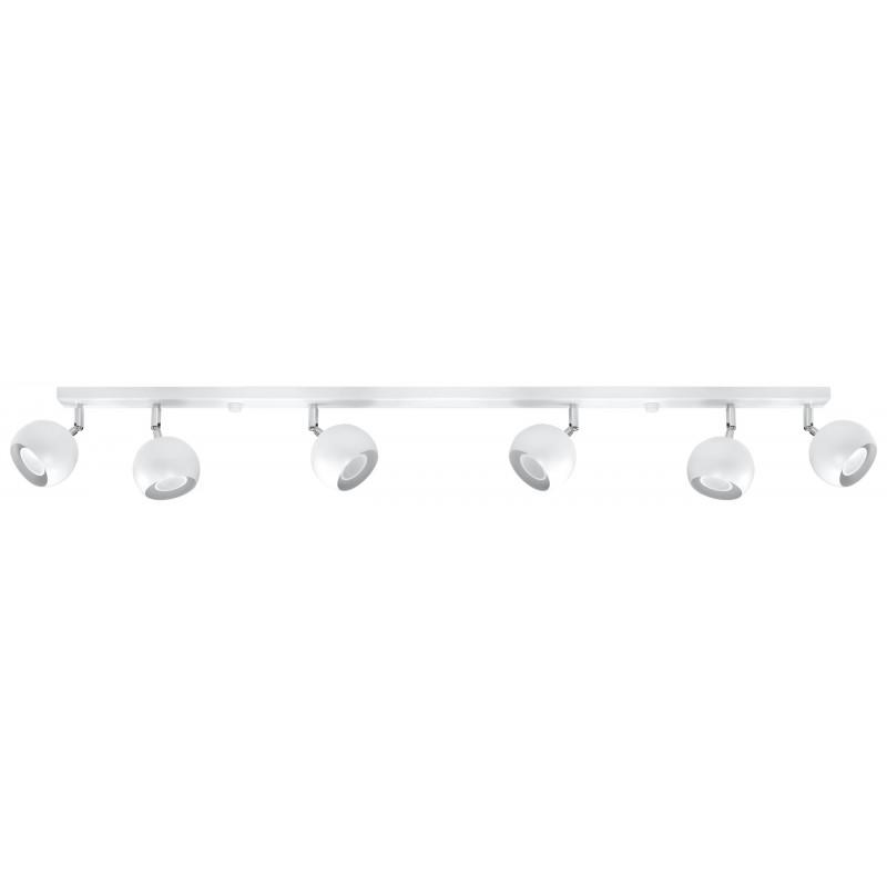 Lubinis šviestuvas OCULARE 6L baltas - 1 - 103,70€