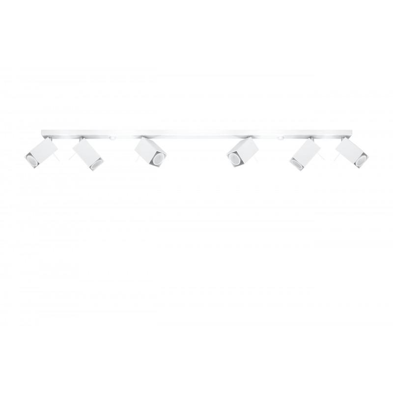 Lubinis šviestuvas MERIDA 6L baltas - 1 - 126,54€