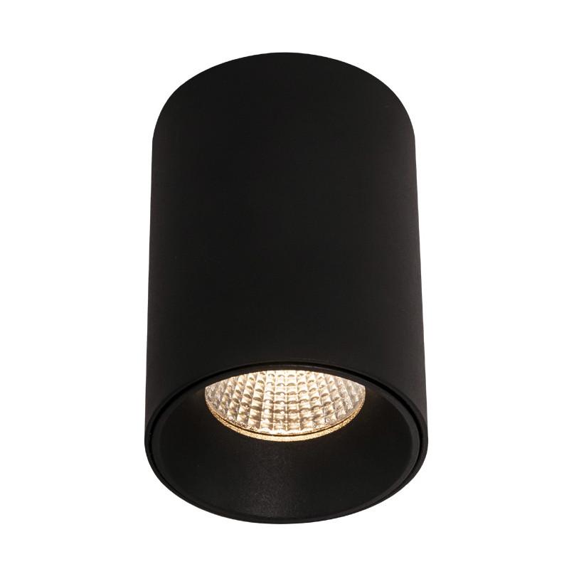 Lubinis šviestuvas CHIP juodas 4000K 8W - 1 - 28,14€