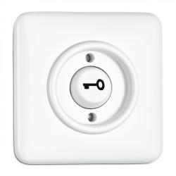 THPG duroplasto mygtukas spynai su kvadratiniu rėmeliu