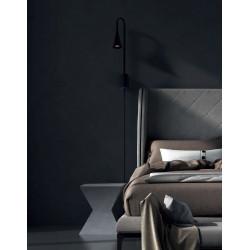 Sieninis šviestuvas COMET juodas, 3W LED, IP54 - 3 - 132,33€