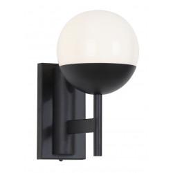 Sieninis šviestuvas DALLAS juodas - 1 - 122,09€