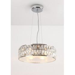 Pakabinamas šviestuvas DIAMANTE didelis 46 cm - 3 - 321,16€