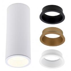 Lubinis šviestuvas LONG baltas 7W - 3 - 36,51€