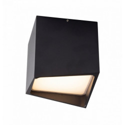 Lubinis šviestuvas ETNA juodas IP44 - 1 - 56,98€