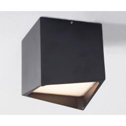 Lubinis šviestuvas ETNA juodas IP44 - 3 - 56,98€