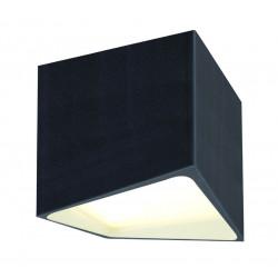 Lubinis šviestuvas ETNA juodas IP44 - 4 - 56,98€
