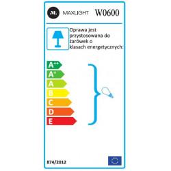 Sieninis šviestuvas ELEGANCE - 3 - 80,47€