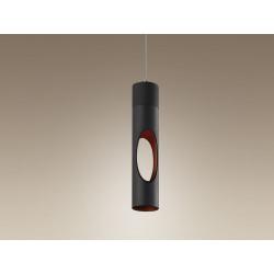 Pakabinamas šviestuvas GOLDEN juoda - 1 - 86,04€