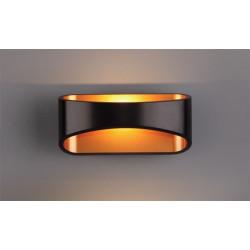 Sieninis šviestuvas HUGO juodas - 4 - 90,69€