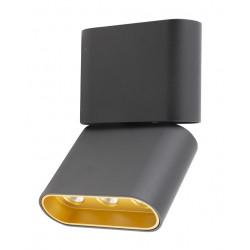 Lubinis šviestuvas MARVEL juodas - 1 - 96,51€
