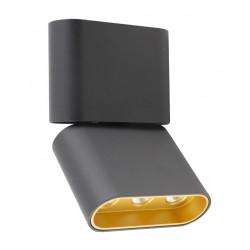 Lubinis šviestuvas MARVEL juodas - 2 - 96,51€
