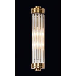 Sieninis šviestuvas FLORENCE žalvario - 2 - 158,59€