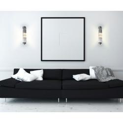 Sieninis šviestuvas FLORENCE CHROM - 2 - 158,59€