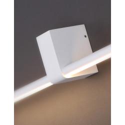 Sieninis šviestuvas FINGER ROUND 60 cm baltas  IP54 - 2 - 165,12€