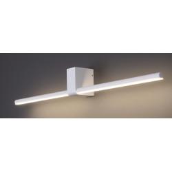 Sieninis šviestuvas FINGER ROUND 60 cm baltas  IP54 - 3 - 165,12€