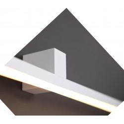 Sieninis šviestuvas FINGER 60 cm baltas IP54 - 2 - 168,83€