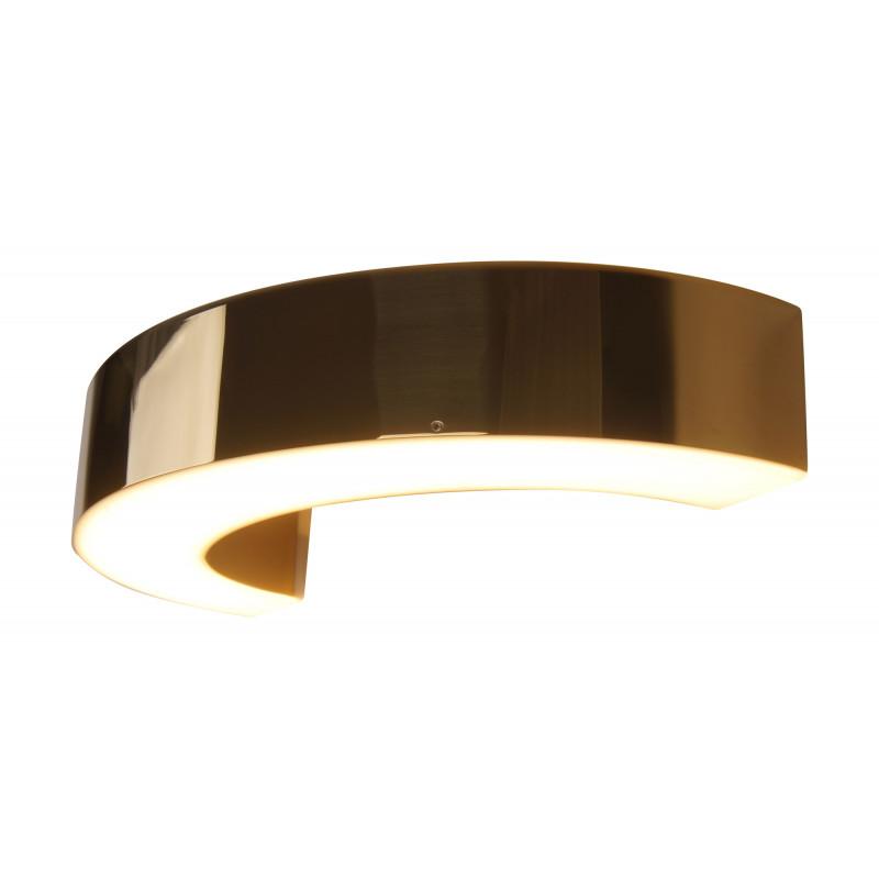 Sieninis šviestuvas LOTUS 7W aukso - 1 - 253,48€
