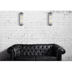 Sieninis šviestuvas MONTREAL CHROM - 3 - 273,24€