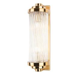 Sieninis šviestuvas MONTREAL žalvario - 1 - 273,24€
