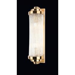 Sieninis šviestuvas MONTREAL žalvario - 2 - 273,24€