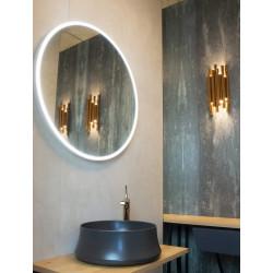 Apšviestas veidrodis Ø 80 cm, IP44, DIM - 4 - 388,13€
