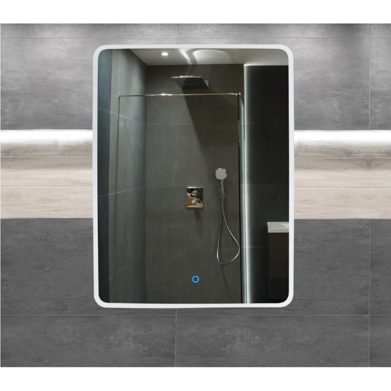 Apšviestas veidrodis 60x80cm - 1 - 388,13€