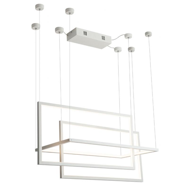 Pakabinamas šviestuvas GEOMETRIC NEW baltas - 1 - 461,39€
