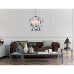 Pakabinamas šviestuvas GLASGOW didelis - 2 - 595,79€