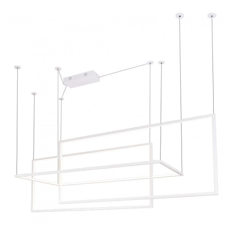 Pakabinamas šviestuvas GEOMETRIC baltas - 1 - 1111,13€