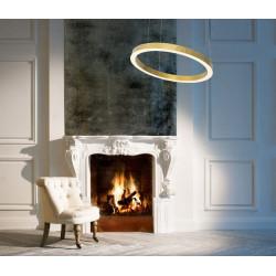 Pakabinamas šviestuvas LUXURY 70 CM auksinis - 3 - 1302,29€