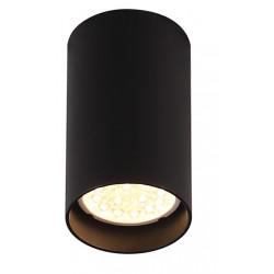 Lubinis šviestuvas PET ROUND NEW juodas - 1 - 15,11€