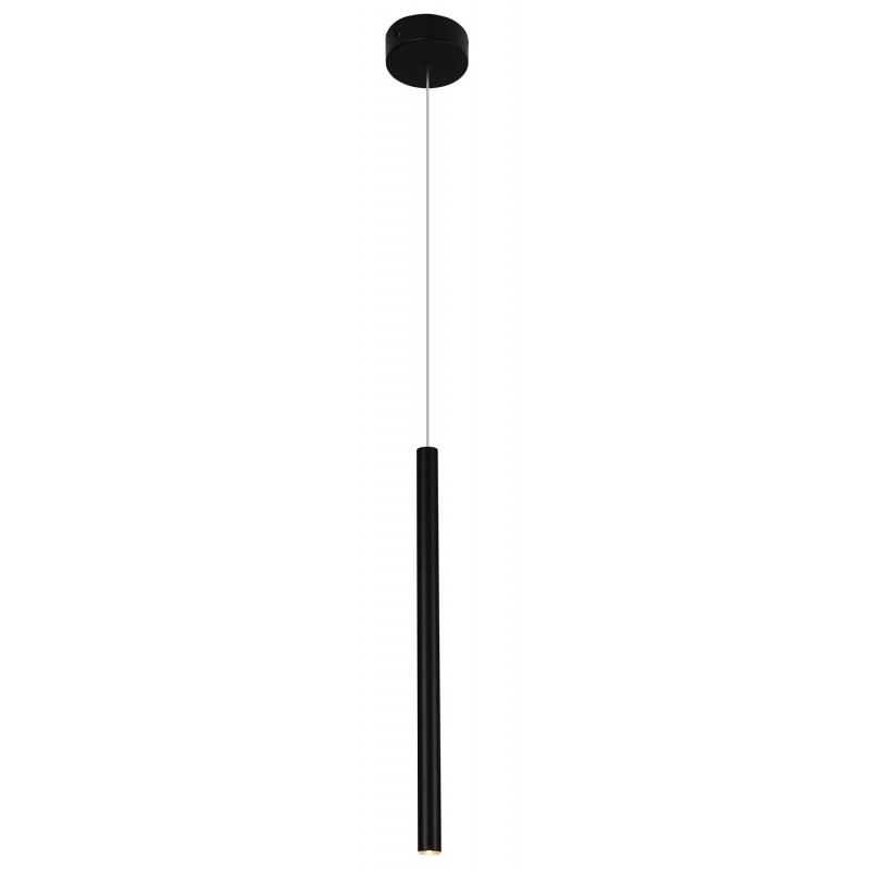 Pakabinamas šviestuvas ORGANIC I juodas - 1 - 78,14€