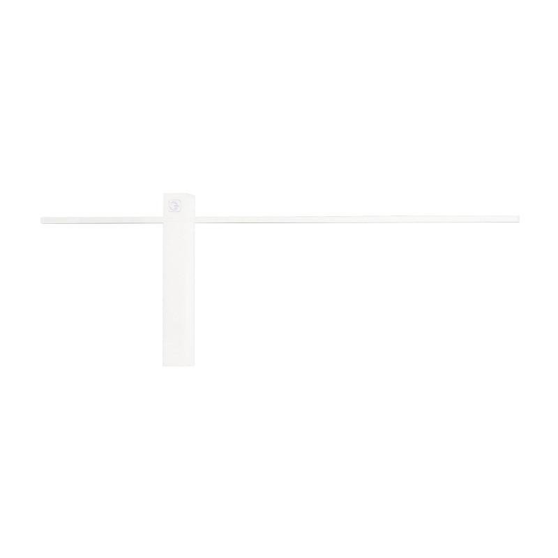 Sieninis šviestuvas SABRE 61 cm baltas IP23 - 1 - 99,99€