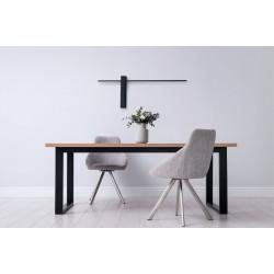 Sieninis šviestuvas SABRE 91 cm juodas - 4 - 111,62€