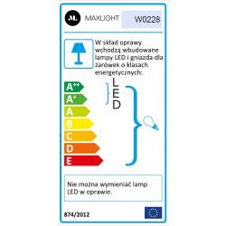 Sieninis šviestuvas OLIMPIC LED - 3 - 135,11€