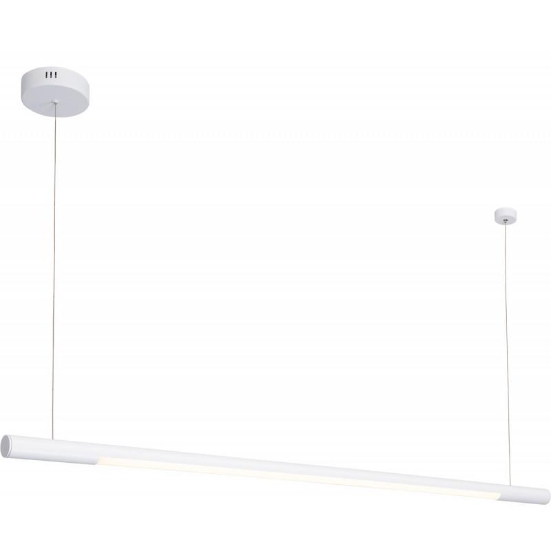 Pakabinamas šviestuvas ORGANIC HORIZON 100CM baltas - 1 - 217,21€