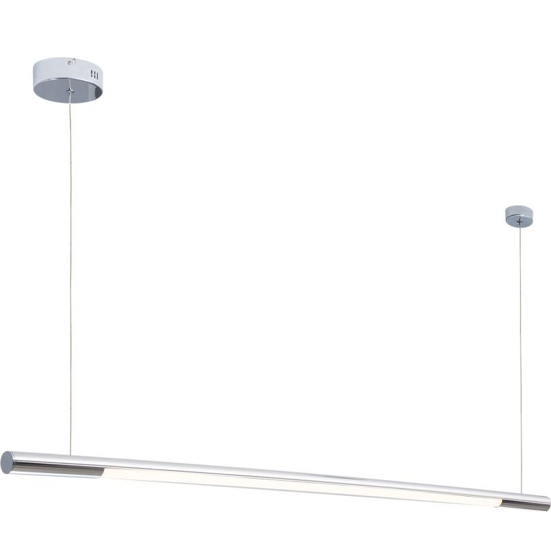 Pakabinamas šviestuvas ORGANIC HORIZON 100CM CHROM - 1 - 263,71€