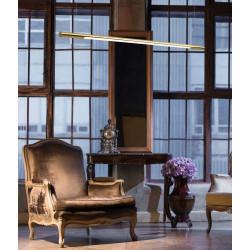 Pakabinamas šviestuvas ORGANIC HORIZON 100CM auksinė - 2 - 290,46€
