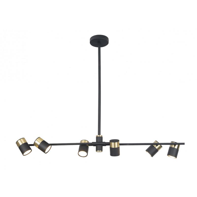 Pakabinamas šviestuvas PUMA 6 GU10 - 1 - 346,50€