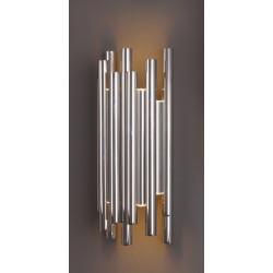 Sieninis šviestuvas ORGANIC CHROM - 2 - 353,94€