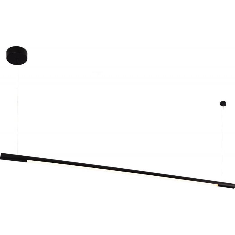 Pakabinamas šviestuvas ORGANIC HORIZON 150CM juodas - 1 - 363,71€