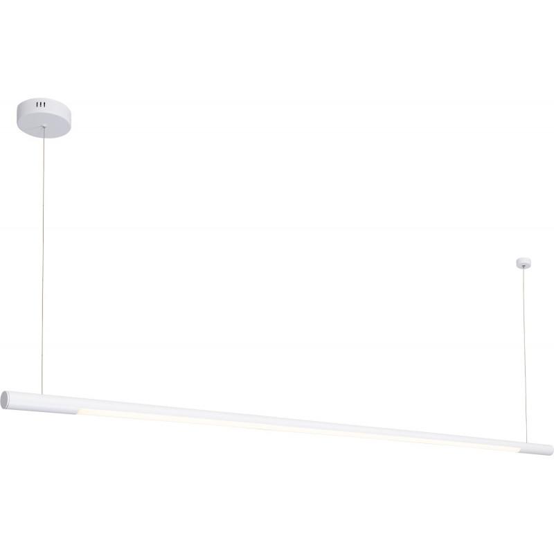Pakabinamas šviestuvas ORGANIC HORIZON 150CM baltas - 1 - 363,71€
