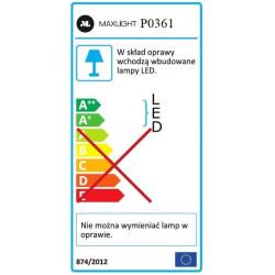 Pakabinamas šviestuvas ORGANIC HORIZON 150CM baltas - 3 - 363,71€