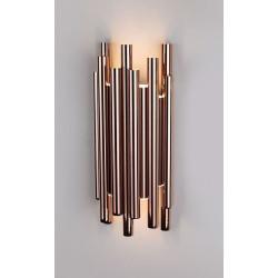 Sieninis šviestuvas ORGANIC COPPER, DIM - 2 - 378,35€