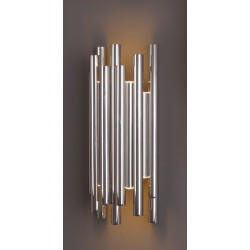 Sieninis šviestuvas ORGANIC CHROM, DIM - 2 - 378,35€