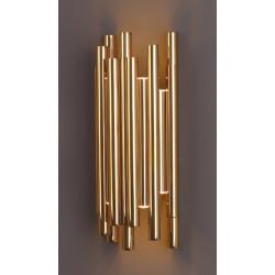Sieninis šviestuvas ORGANIC GOLD, DIM - 3 - 378,35€