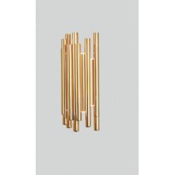 Sieninis šviestuvas ORGANIC GOLD, DIM - 4 - 378,35€