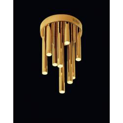Plafonas ORGANIC aukso mažas, DIM - 2 - 414,17€